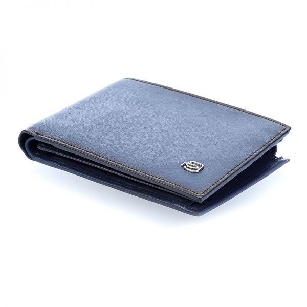 Мъжки портфейл Piquardo със 7 отделения за карти и документи