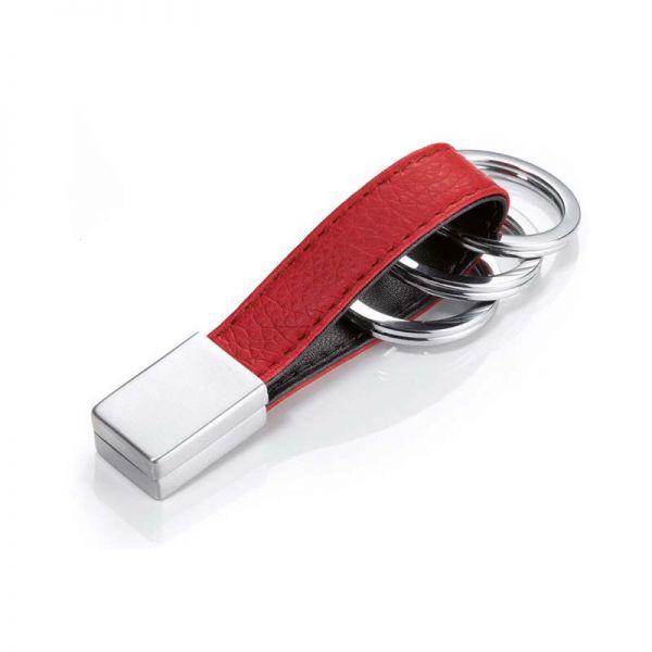 Ключодържател TROIKA - TWISTER RED