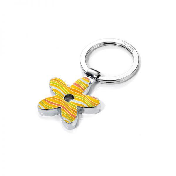 Ключодържател TROIKA - WAVY FLOWER CH