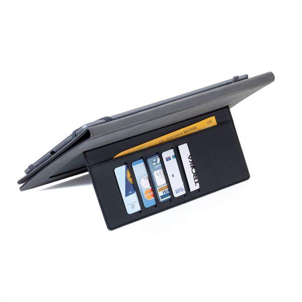 Калъф за таблет с картодържател TROIKA - TABCARD