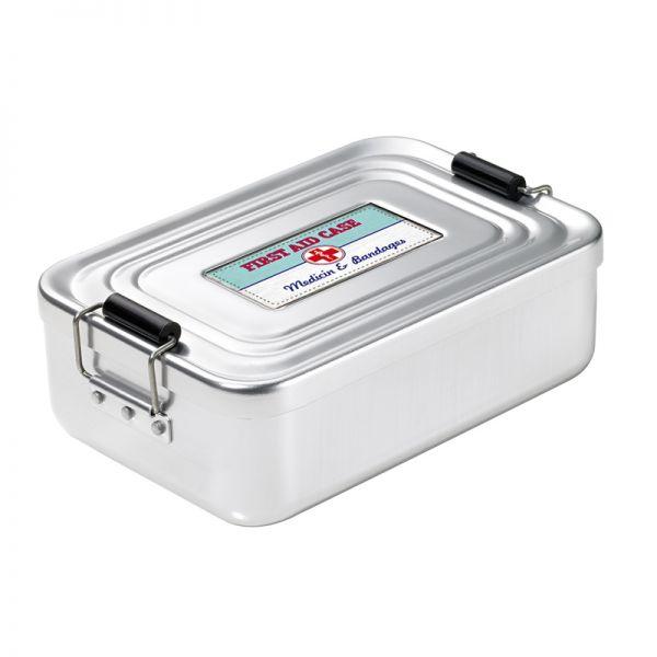 Кутия за храна TROIKA - FIRST AID
