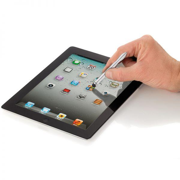 Писец за iPhone (iPad) / Химикалка TROIKA - WAVES AL
