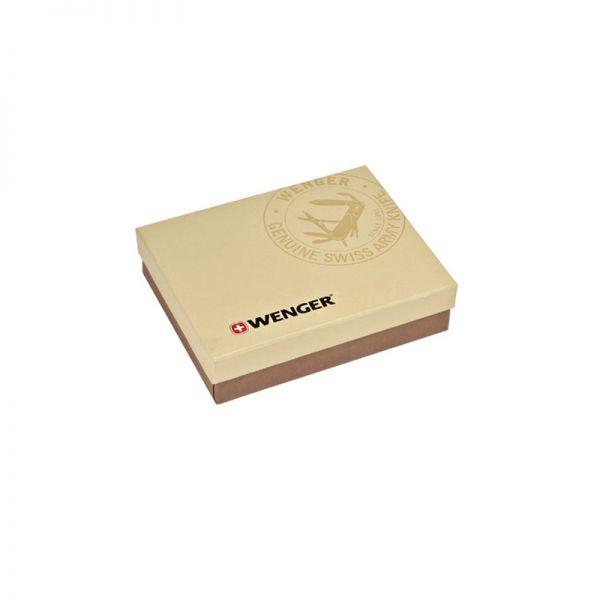 Вертикален портфейл Wenger LE RUBLI с 11 отделения за кредитни карти