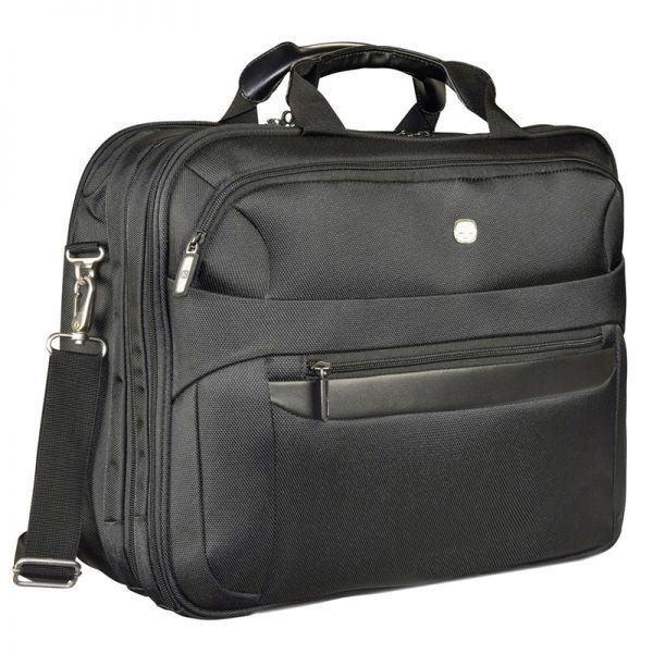 Бизнес чанта за лаптоп 17'' Wenger 7301 с три отделения