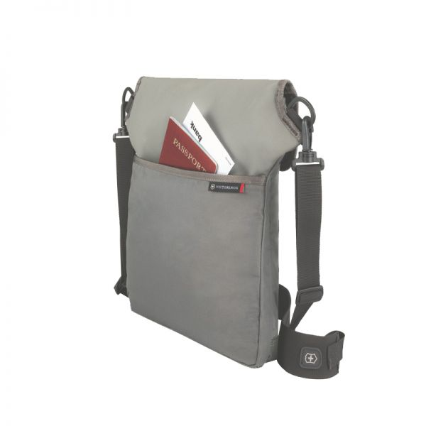 Чанта Victorinox за iPad FLAPOVER DIGITAL BAG, сива