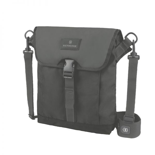 Чанта Victorinox за iPad FLAPOVER DIGITAL BAG, черна