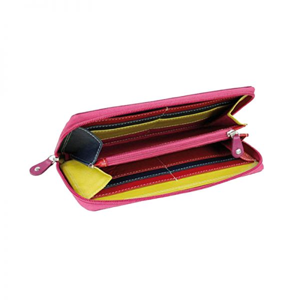 Дамски портфейл Mano Multicolorus