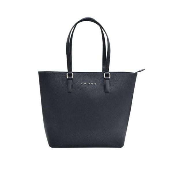 Дамска чанта Cross Andorra, черен цвят