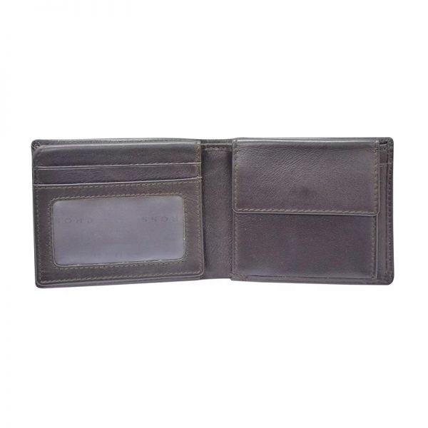 Мъжки портфейл Cross Century, с монетник и отделение за личен документ