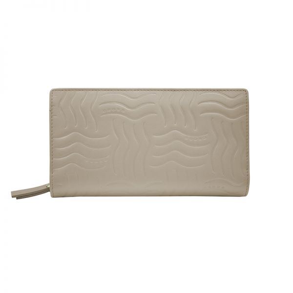 Дамски портфейл Cross Charol Napa Evening Clutch, Ivory