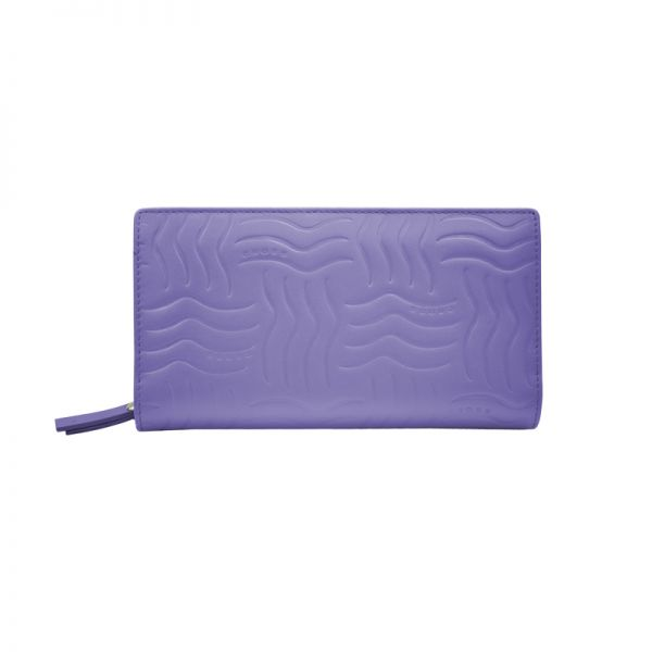 Дамски портфейл Cross Charol Napa Evening Clutch, лилав