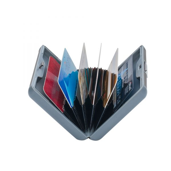 Органайзер за документи и кредитни карти Pierre Cardin, черен