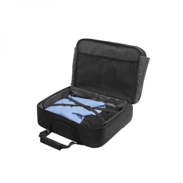 Черен мобилен офис за 17.3 инча лаптоп Guardit