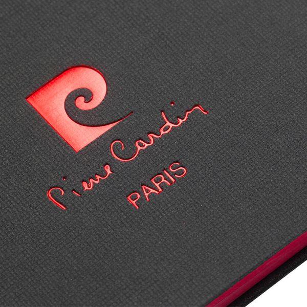 Комплект Pierre Cardin, тефтер и химикалка