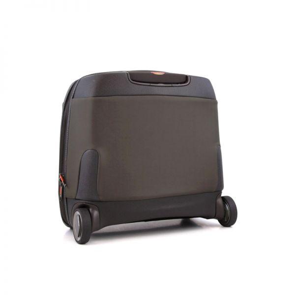 Бизнес куфар на 2 колела Litesphere за 16,4 инча лаптоп кафяв цвят