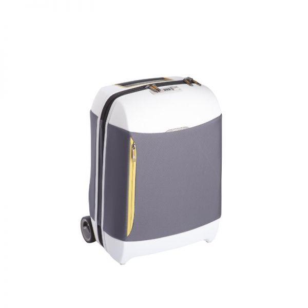 Бизнес куфар на 2 колела Litesphere за 16,4 инча лаптоп цвят сребро/титан