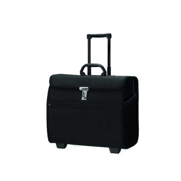 Пилотна чанта на колелца средна Transit 2 за 15,6 инчов лаптоп