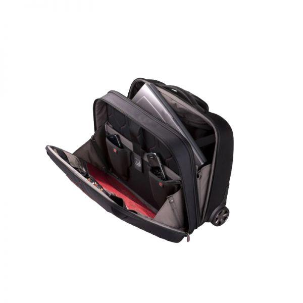 Мобилен офис Laptop Pillow 3 за 16 инча лаптоп черен цвят