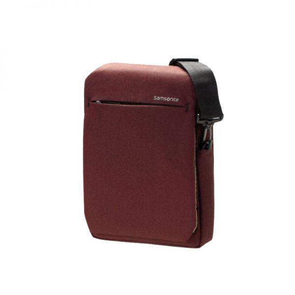 Червена чантичка за рамо Network 2 за 7-9.7' инчов таблет