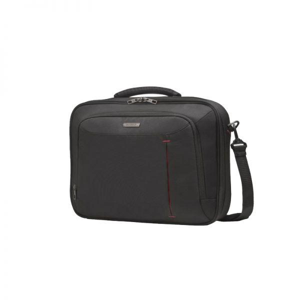 Черна бизнес чанта за 16 инча лаптоп Guardit