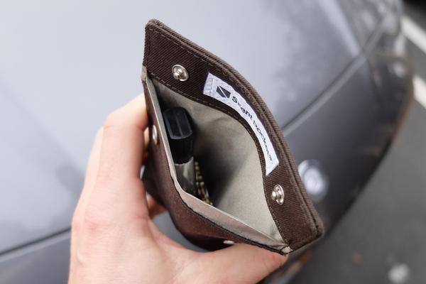 Калъф/протектор за автомобилен ключ (за автомобили с безключово запалване) Silent Pocket