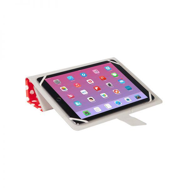 "Червен калъф-протектор тип ""папка' за iPad 9.7 инча Samsonite"