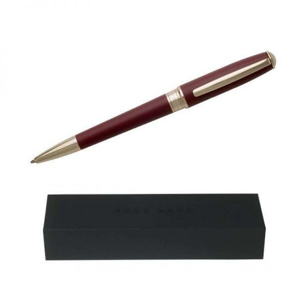 Химикалка HUGO BOSS ESSENTIAL BURGUNDY