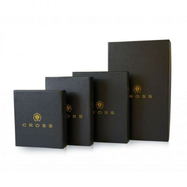 Дамски портфейл Cross Charol Nappa, черен цвят