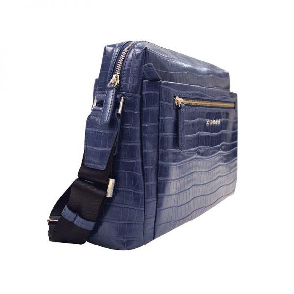 Мъжка чантичка Cross Zaragoza, Messenger Bag, синя