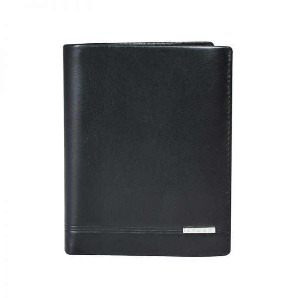 Вертикален мъжки портфейл с монетник Cross Ariel North Wallet