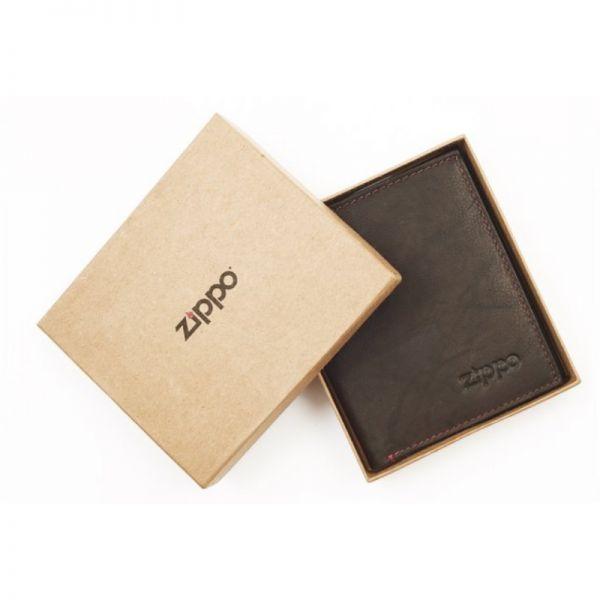 Мъжки вертикален портфейл Zippo