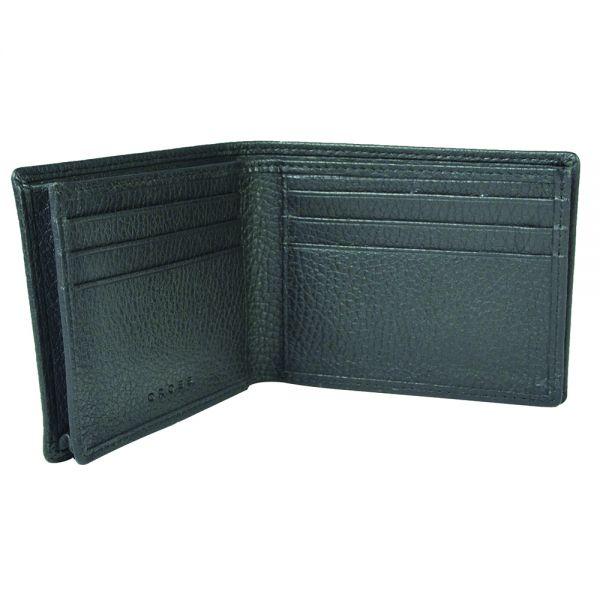 Мъжки портфейл Cross, колекция Hudson, черен