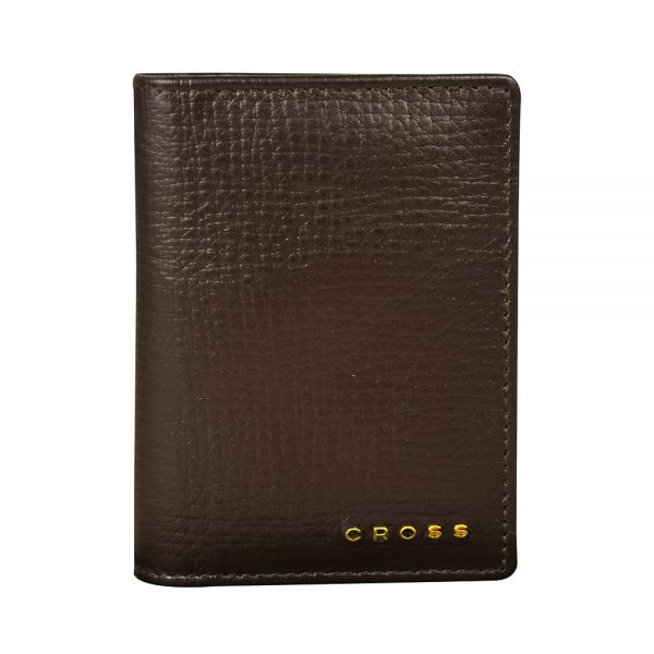 Калъф за документи, карти и визитки Cross RTC, кафяв
