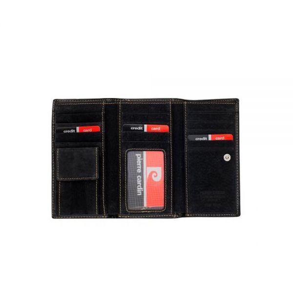 Дамски портмоне Pierre Cardin, червено