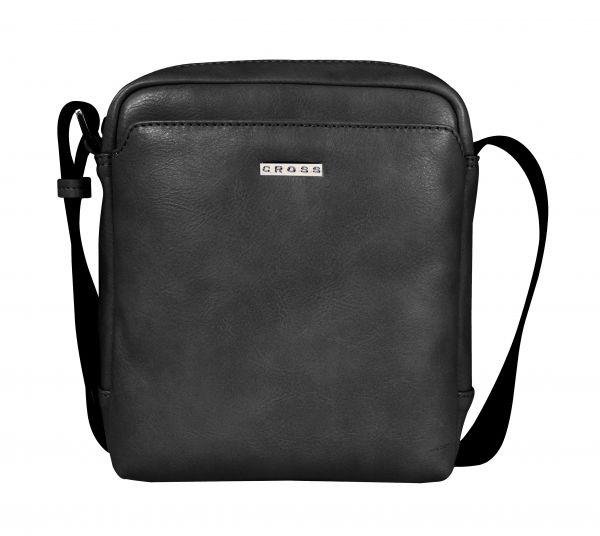 Мъжка чанта за рамо Cross Renovar, черна