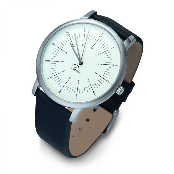 """PHILIPPI Мъжки ръчен часовник """"TEMPUS"""" - MW1"""
