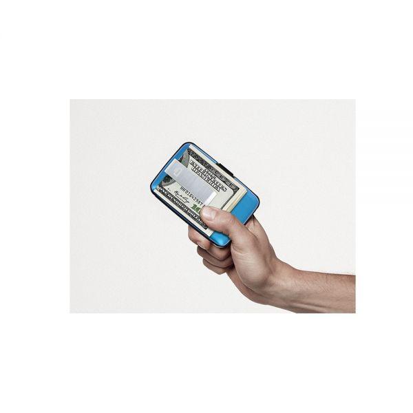 Портфейл Stockholm Money clip, Черен