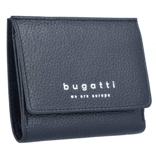 Дамски кожен портфейл Bugatti Linda 6CC