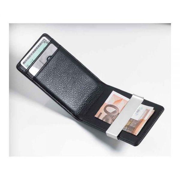 Калъф за кредитни карти Troika-MIDNIGHT