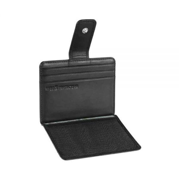 Калъф за кредитни карти Bugatti Primo, RFID