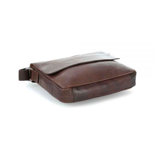 Кожена чанта WENGER STREET HUNTER, за лаптоп 12'