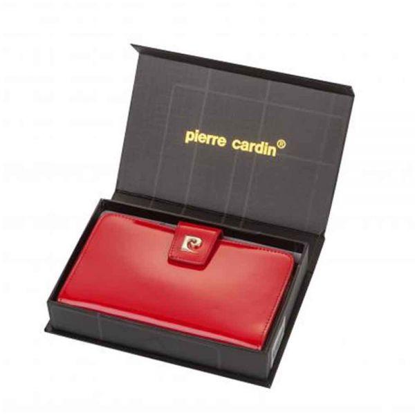 Дамски портмоне Pierre Cardin, средно