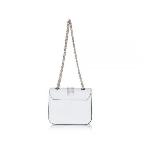 Дамска чанта Pierre Cardin , малка бяла