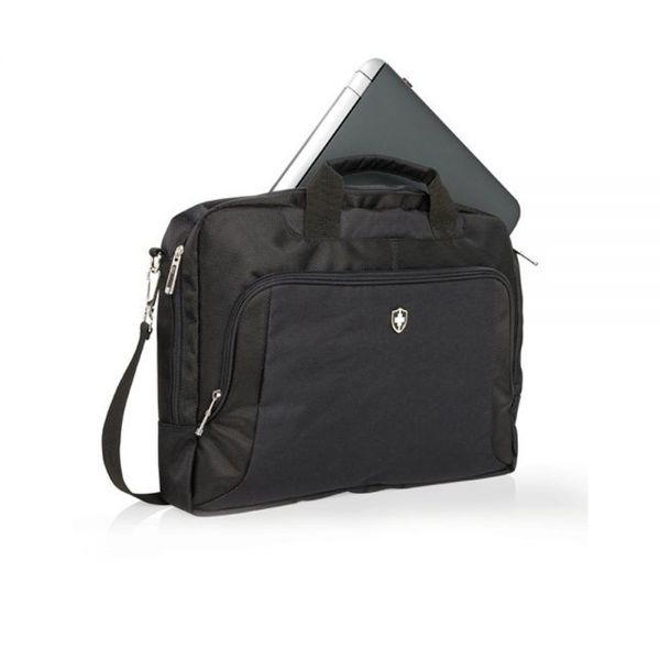 Луксозна чанта за лаптоп и документи Swiss Peak