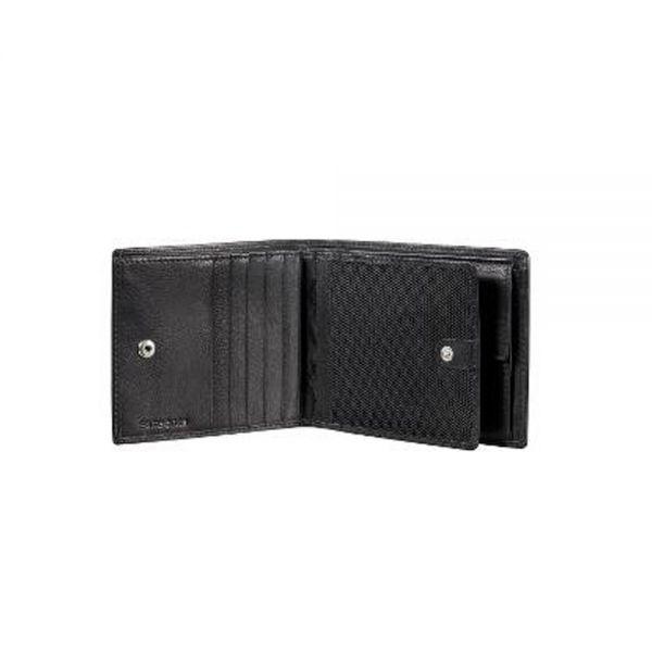 Мъжки портфейл Samsonite с 11 отделения за карти и документи