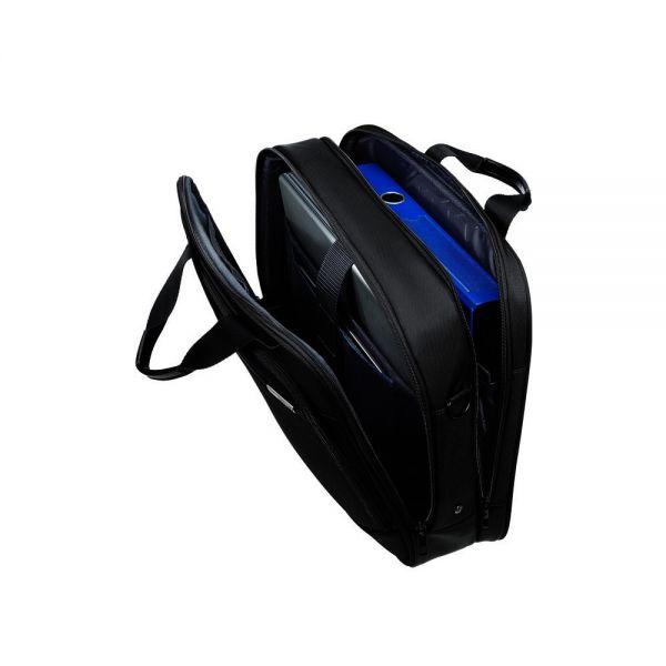 Черна раница и чанта за рамо за 15,6'' инча лаптоп Guardit UP