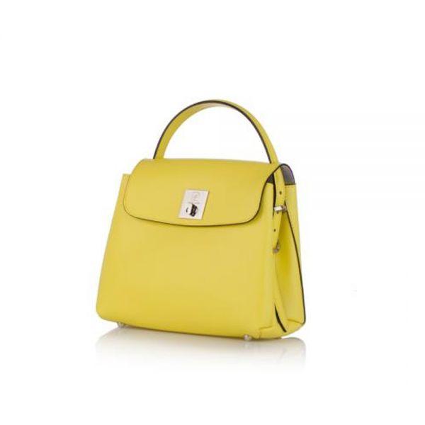 Дамска чанта Pierre Cardin, от естествена кожа