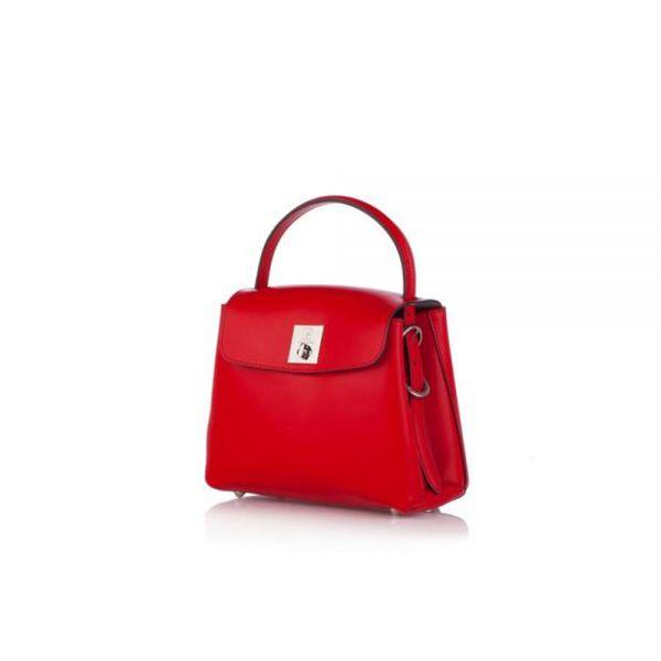 Дамска кокетна чанта Pierre Cardin, в бежова