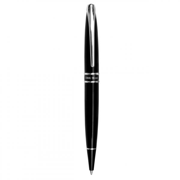 Комплект химикалка и ав. молив CERRUTI 1881 Silver Clip