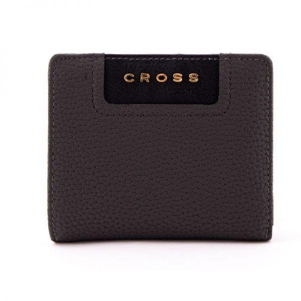 Дамски портфейл Cross, колекция Dorada, RED/BLACK